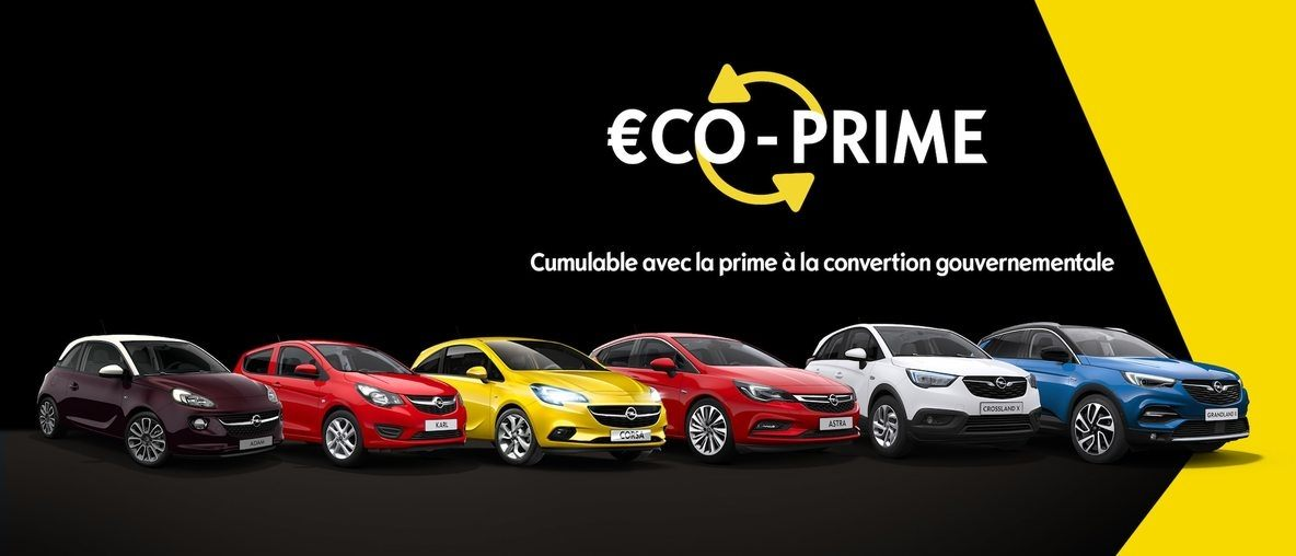 Offres Eco Prime Opel
