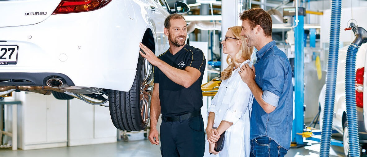 Services Opel
