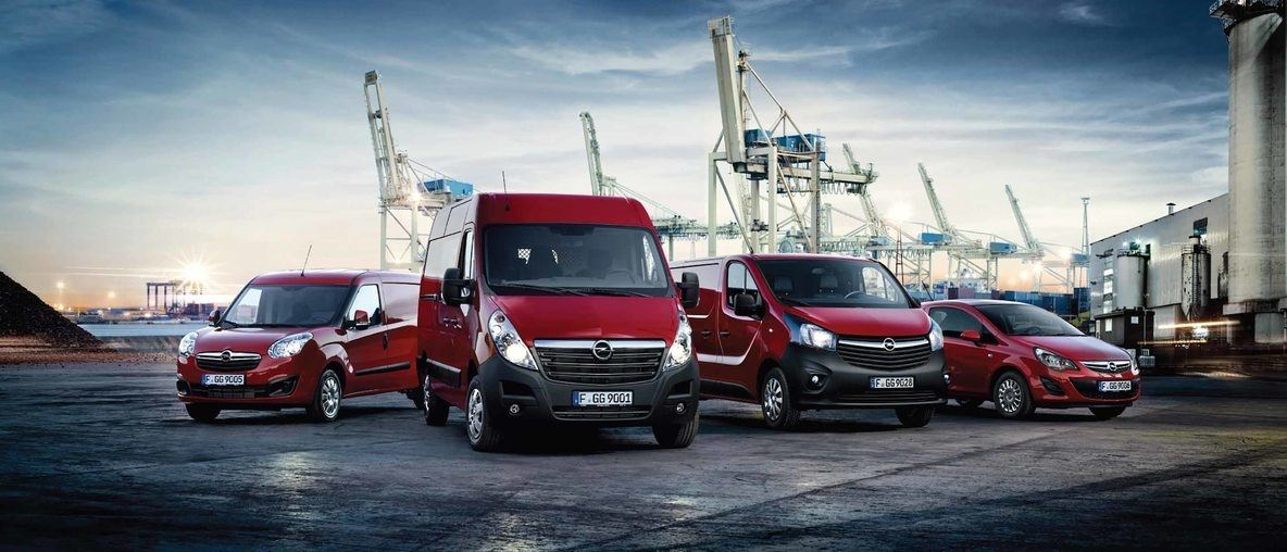 UTILITAIRES OPEL & TRANSFORMATIONS