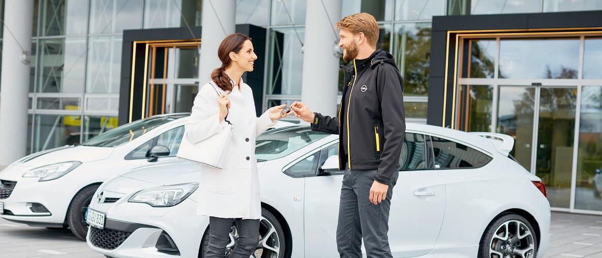 Tarifs Opel Rent
