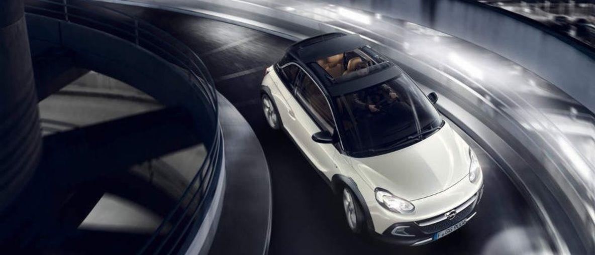 Configurateur Opel Nice, Nice Riquier