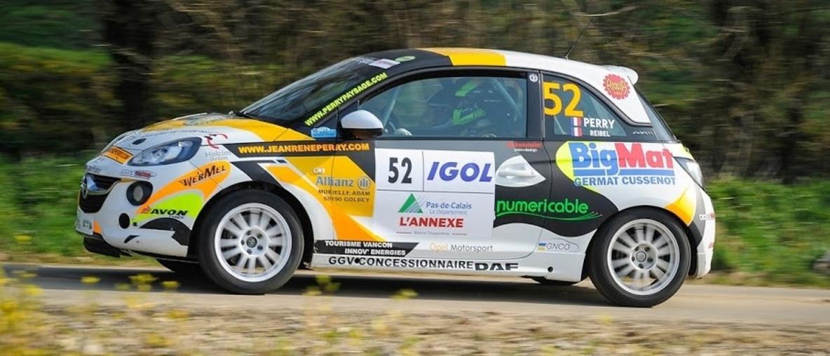 55e Rallye Le Touquet