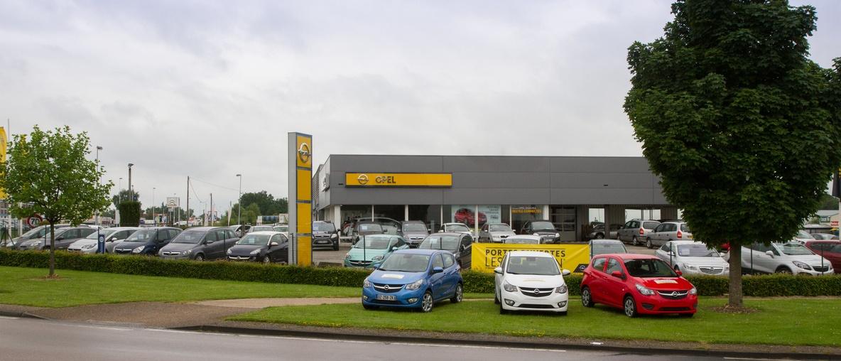 Concession Opel Bernay
