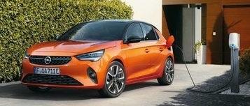 Services Opel pour véhicules électriques