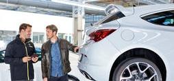 Après-vente Opel Arles
