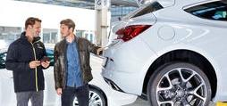 Après-vente Opel Roanne