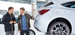 Après-vente Opel Saint-Dié