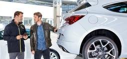 Après-vente Opel Besançon
