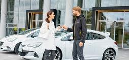 Garantie et services Opel