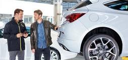 Après-vente Opel Avignon