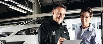 Après-Vente Opel Cholet