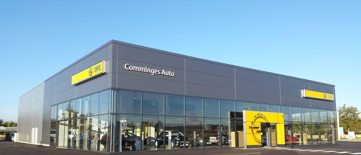 Découvrez la concession Opel Saint-Gaudens