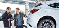 Après-vente Opel Angouleme