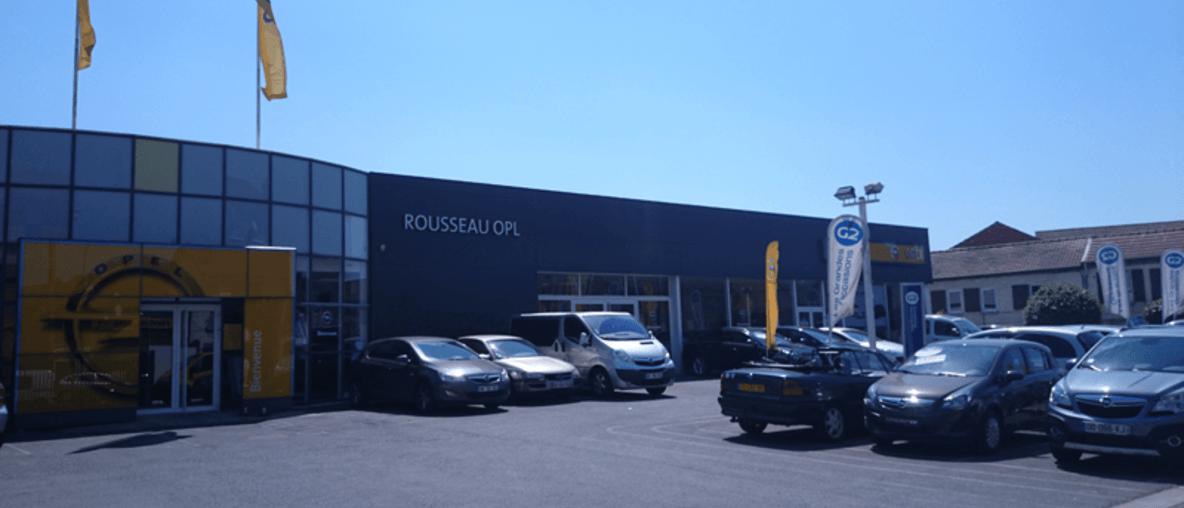 Opel Argenteuil