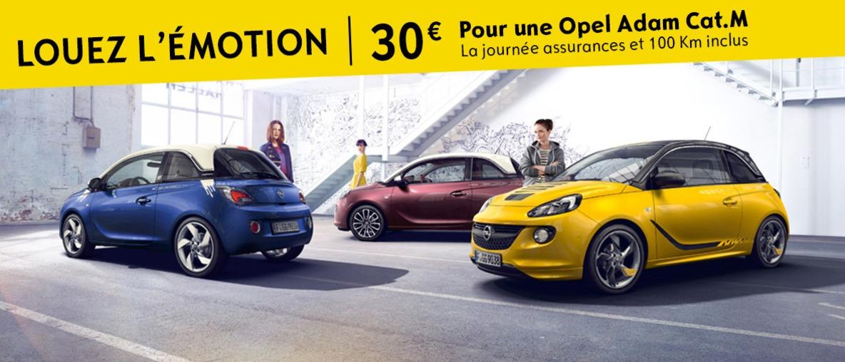 Opel Rent - Krystal SAS
