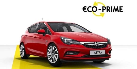astra, offres, eco prime, imposable, opel