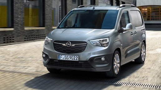 Opel Combo, pack business