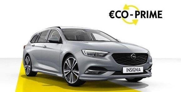 insignia sports tourer, offres, eco prime, imposable, opel