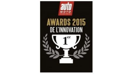 Auto Moto, Awards 2015 de l'innovation