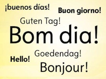 Disponibilité des langues