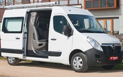MOVANO FOURGON DOUBLE CABINE