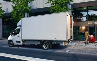 MOVANO CAISSE GRAND VOLUME