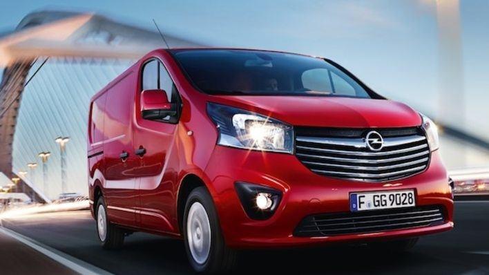 Opel vivaro, pack business