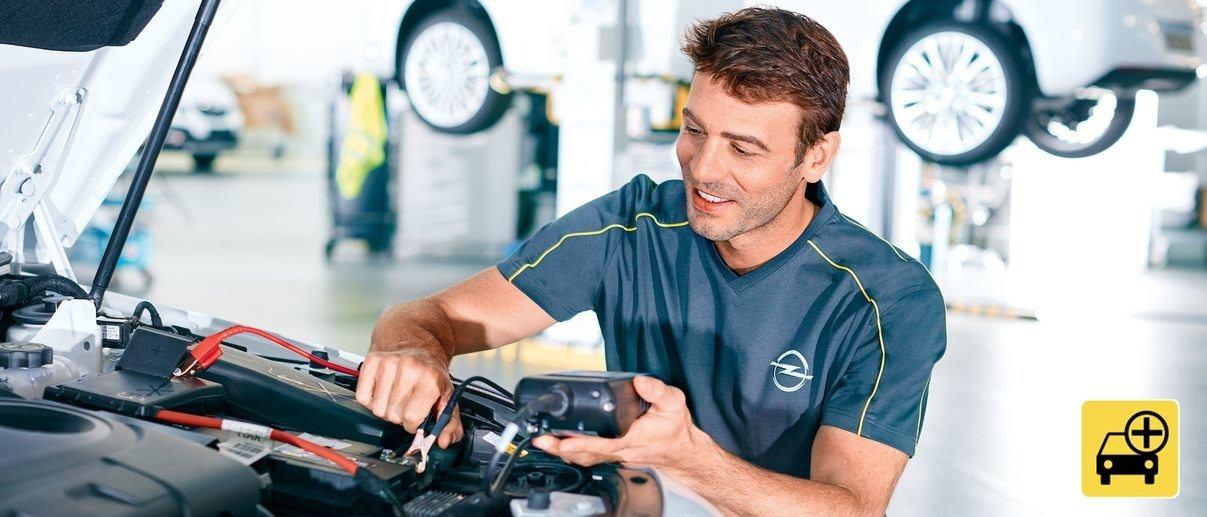 Extension de garantie Opel Flexcare
