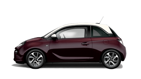 Gamme Opel Adam