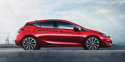 Opel Astra Business Edition