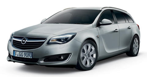 INSIGNIA SPORTS TOURER BUSINESS EDITION PACK