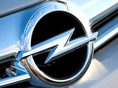 Le groupe Opel