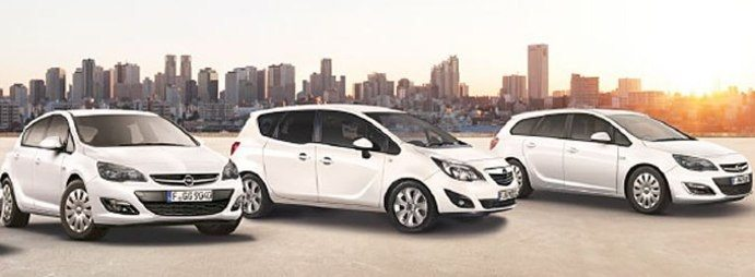 Opel astra, corsa, zafira