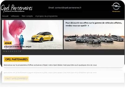 Opel Partenaires