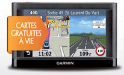 GARMIN nüvi 42 LM WE - le GPS idéal