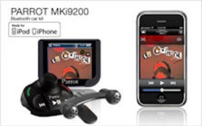 Kit Parrot MKi9200 - un système mains libres Bluetooth