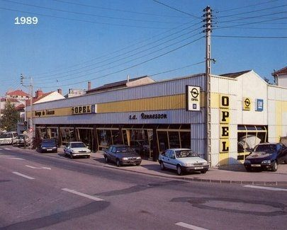 Notre histoire - Opel Rennesson