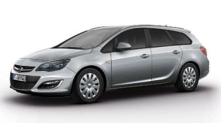 Astra Sports Tourer BUSINESS CONNECT