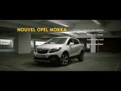 Pub Opel Mokka 2012