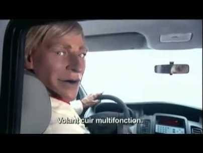 Parodie Pub Opel - Les Guignols