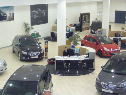 SERVICE COMMERCIAL OPEL