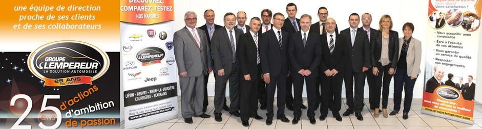 Groupe Lempereur