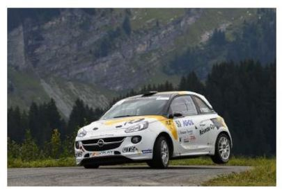 Opel ADAM R2 Performance